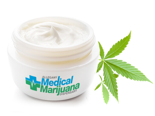 Cannabis-infused lotions, salves, balms